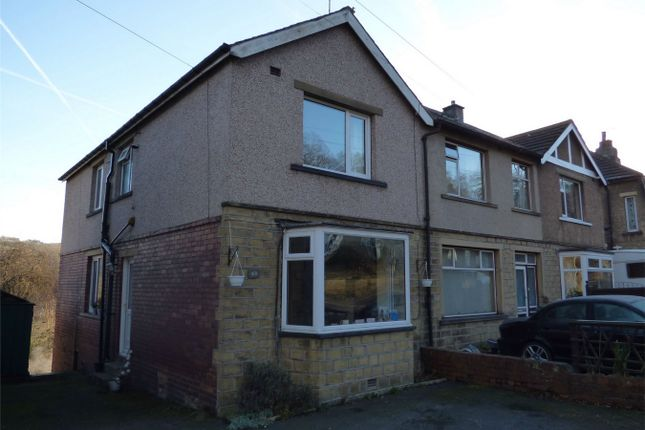 Thumbnail Semi-detached house for sale in Meltham Road, Netherton, Huddersfield, West Yorkshire