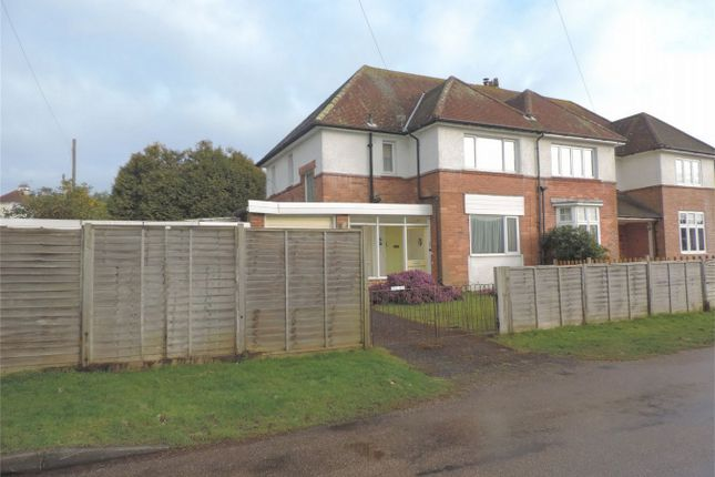 Thumbnail Semi-detached house for sale in Maple Walk, Bexhill On Sea, East Sussex