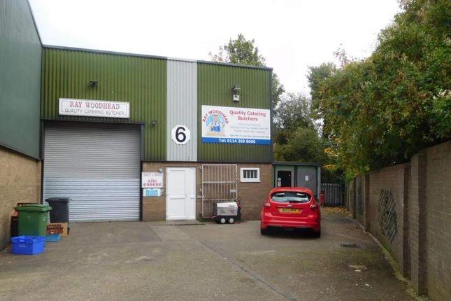 Unit 6, Ironbridge Industrial Estate, Sheffield S13