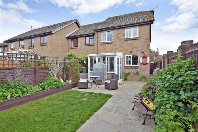 Thumbnail End Terrace House For Sale In The Millers Yapton Arundel West Sussex