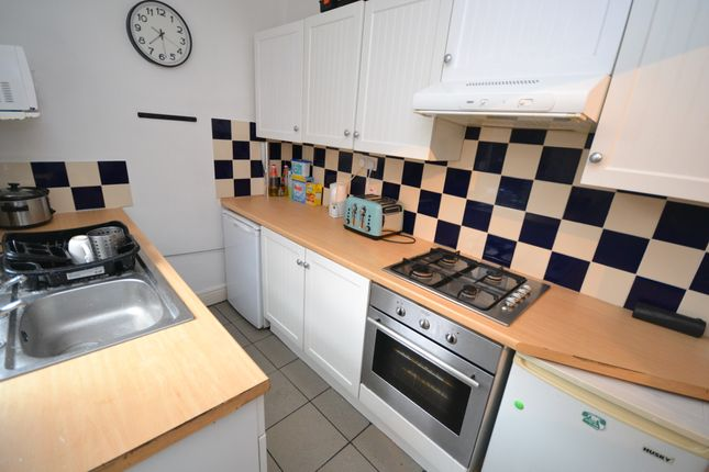 Thumbnail Terraced house to rent in Harcourt Street, Derby