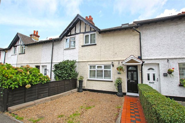 Thumbnail Terraced house for sale in New Haw, Surrey