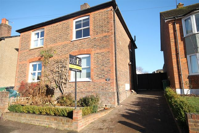 Thumbnail Semi-detached house to rent in Priory Road, Reigate, Surrey