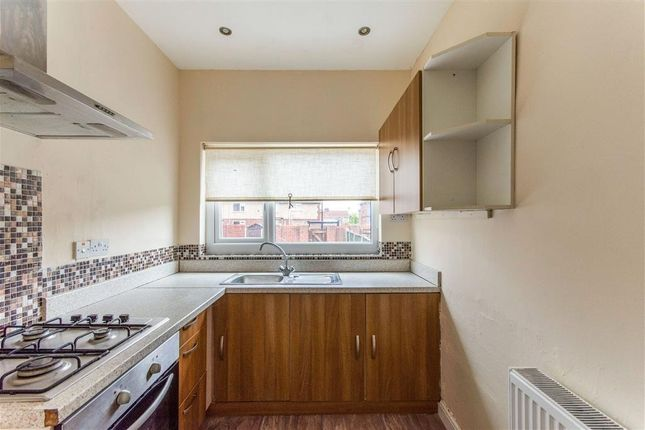 Kitchen of Princes Crescent, Edlington, Doncaster DN12