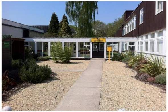 Thumbnail Office to let in Passfield Business Centre, Passfield, Liphook, Hampshire