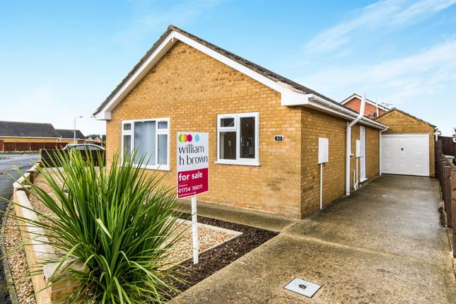 Thumbnail Detached bungalow for sale in Finisterre Avenue, Skegness