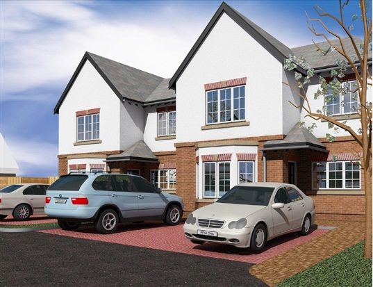 Thumbnail Property for sale in Plot 5, The Cloisters, Preston