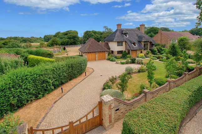 Thumbnail Detached house for sale in Stonerock Close, Sturry, Canterbury