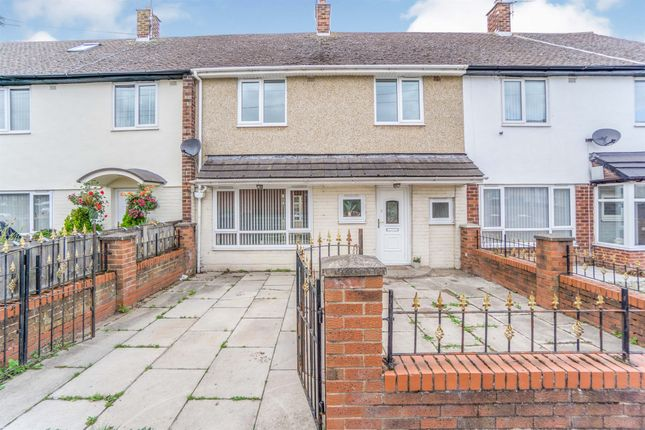 Thumbnail Terraced house for sale in Twickenham Drive, Moreton, Wirral