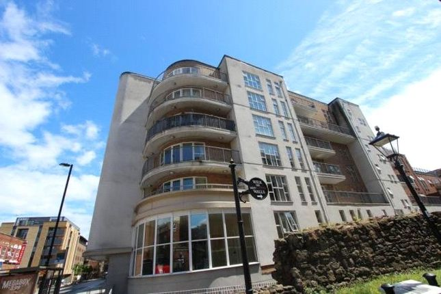 Thumbnail Flat for sale in City Court, Lower Canal Walk, Southampton