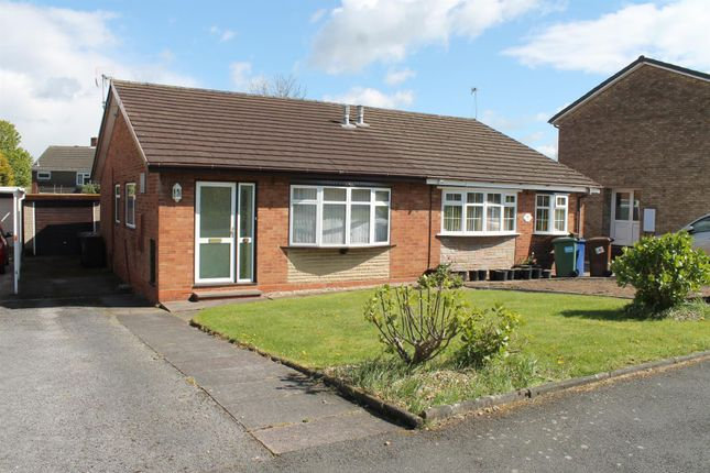 Thumbnail Property to rent in Meadowhill Drive, Cannock
