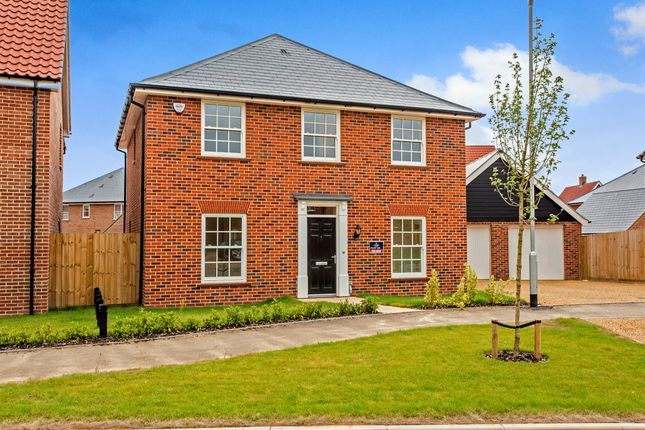 Thumbnail Detached house for sale in Broadbeach Gardens, Stalham, Norwich