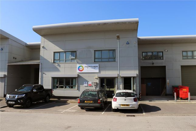 Thumbnail Warehouse to let in X-HQ Renishaw Business Park, Ravenshorn Way, Sheffield