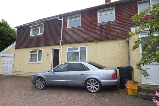Thumbnail Property to rent in Queens Drive, Swindon