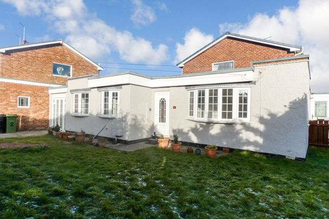 1 bed bungalow for sale in Mitford Gardens, Choppington NE62