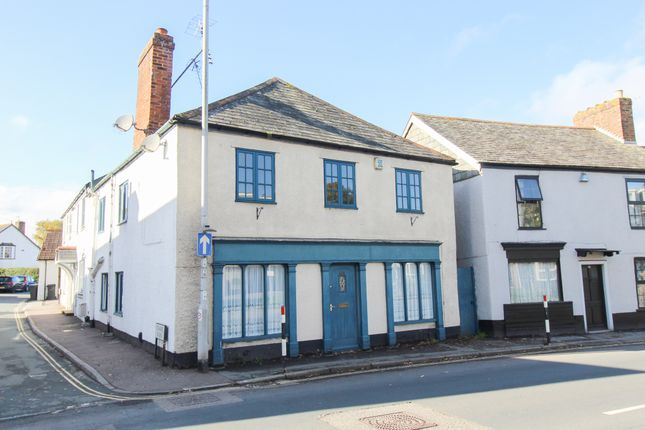 Thumbnail Flat for sale in Church Road, Alphington, Exeter
