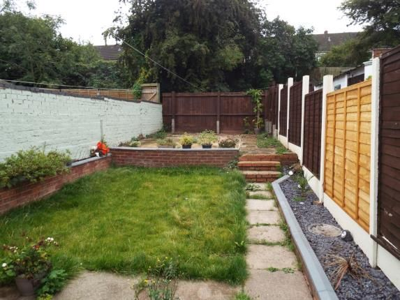 Rear Garden of Rotherham Road, Coventry, West Midlands CV6