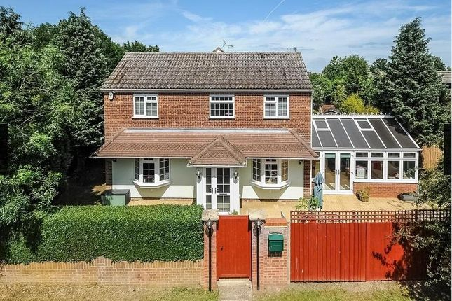 Thumbnail Detached house to rent in Mill Lane, Kelvedon Hatch, Brentwood