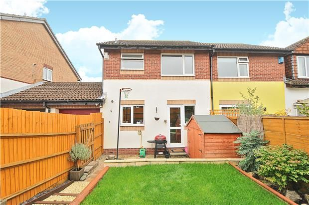 Thumbnail End terrace house to rent in Craven Way, Barrs Court, Bristol