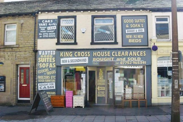 Retail premises for sale in Halifax HX1, UK