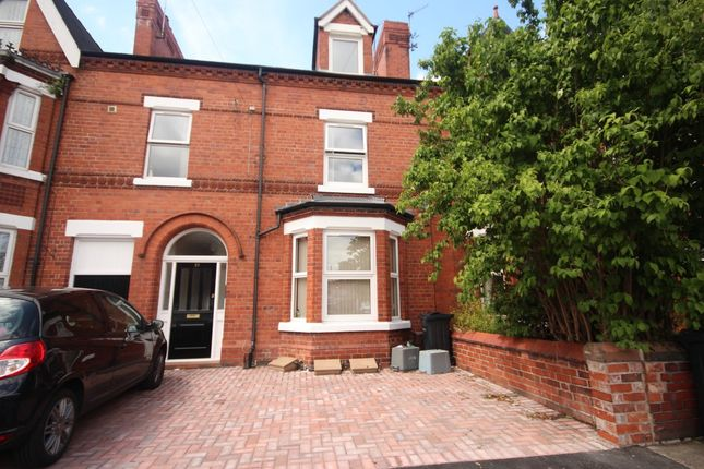 Thumbnail Town house for sale in Halkyn Road, Hoole, Chester
