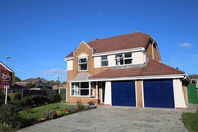 Thumbnail Detached house for sale in Cathedral Drive, Heaton-With-Oxcliffe, Morecambe