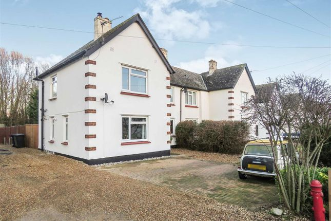 Thumbnail Semi-detached house for sale in Bank Avenue, Somersham, Huntingdon