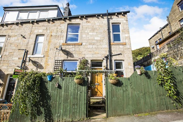 Thumbnail Terraced house for sale in Daisy Bank Street, Todmorden