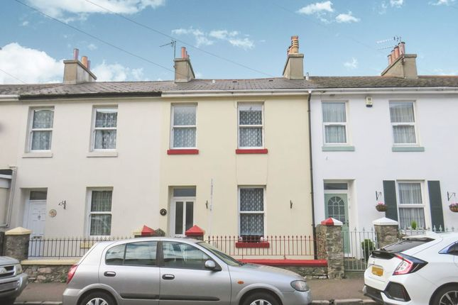 Thumbnail Terraced house for sale in Portland Road, Torquay