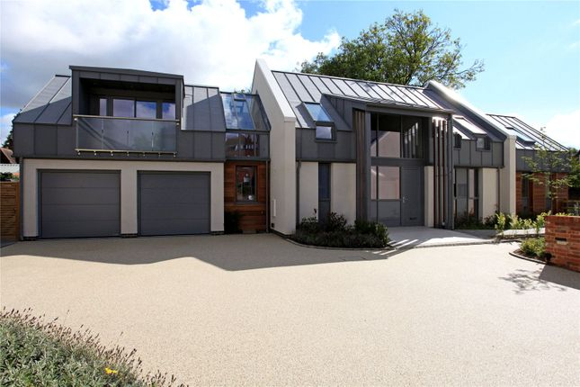 Thumbnail Detached house for sale in Belle Vue Court, Belle Vue Road, Salisbury, Wiltshire