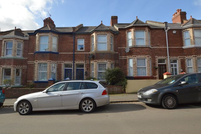 2 bed terraced house for sale in Ladysmith Road, Exeter