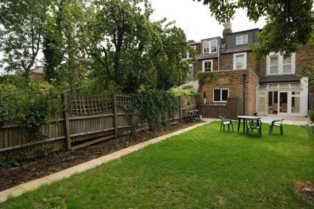 Thumbnail Flat to rent in Dyne Road, Kilburn