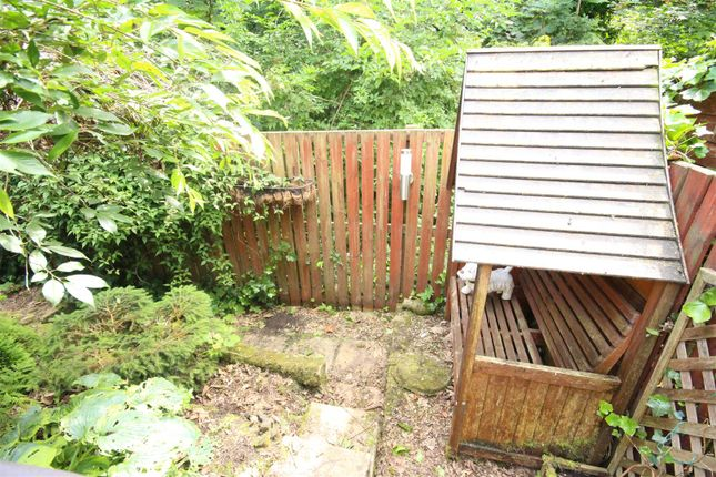 Garden of Norwood Terrace, Uddingston, Glasgow G71