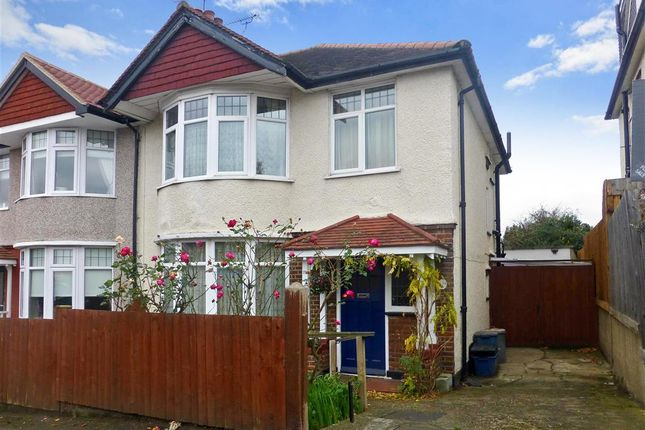3 bed semi-detached house for sale in Fairlawn Drive, Woodford Green, Essex