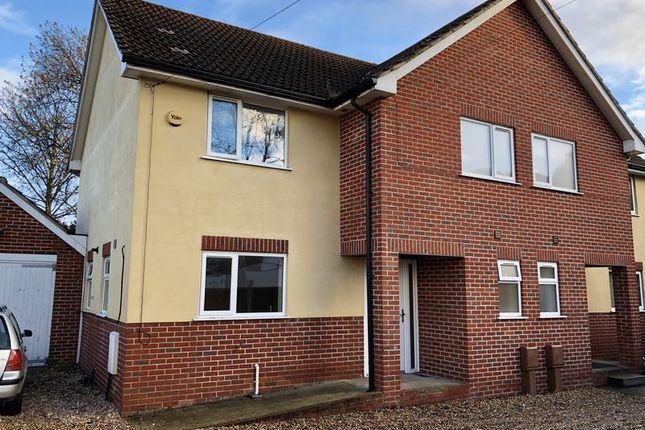 Thumbnail Semi-detached house to rent in Lester Avenue, Bedhampton, Havant