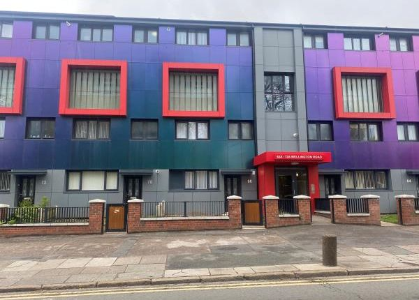 3 bed maisonette for sale in 70 Wellington Road, Wavertree, Liverpool L15