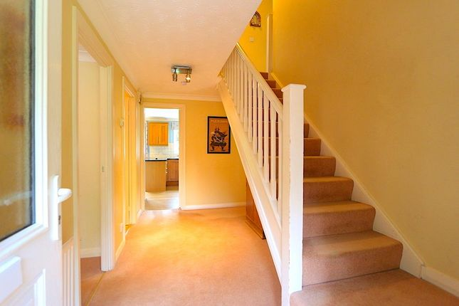 Entrance Hallway of The Huntings, Kirby Muxloe, Leicester LE9