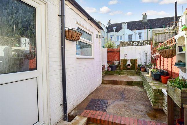 Rear Garden of Elphick Road, Newhaven, East Sussex BN9