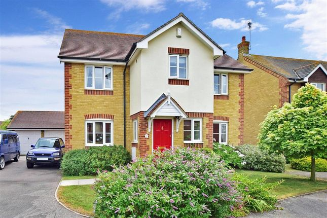 Thumbnail Detached house for sale in Bridle Way, Herne Bay, Kent