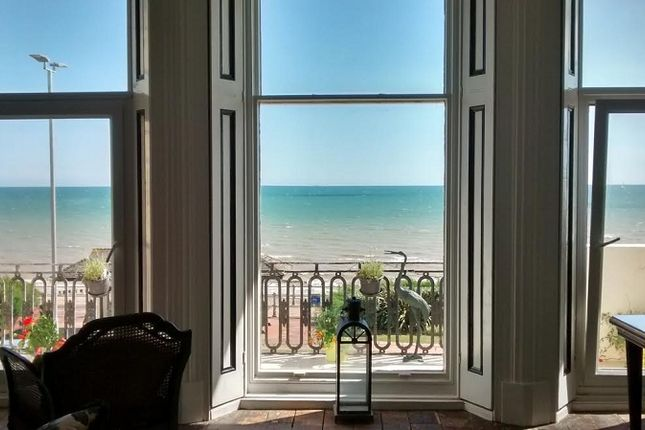 Thumbnail Flat for sale in Flat 3, 101 Marina, St. Leonards-On-Sea, East Sussex.