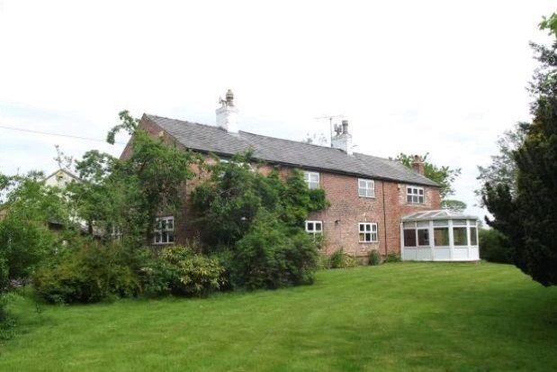 Thumbnail Property to rent in Oak Ridge Farm, Alderley Edge