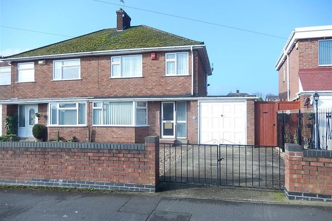 Thumbnail Semi-detached house for sale in Dorton Avenue, Gainsborough