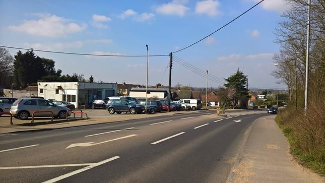 Thumbnail Commercial property for sale in 396 London Road, Benfleet, Essex