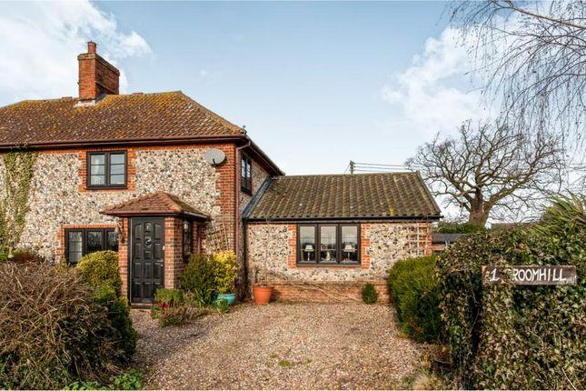 Thumbnail Property for sale in Fakenham Magna, Thetford, Suffolk