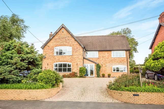 Thumbnail Detached house for sale in Chester Road, Alpraham, Tarporley