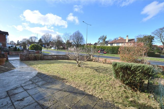 Front Garden of Boothferry Road, Hessle HU13