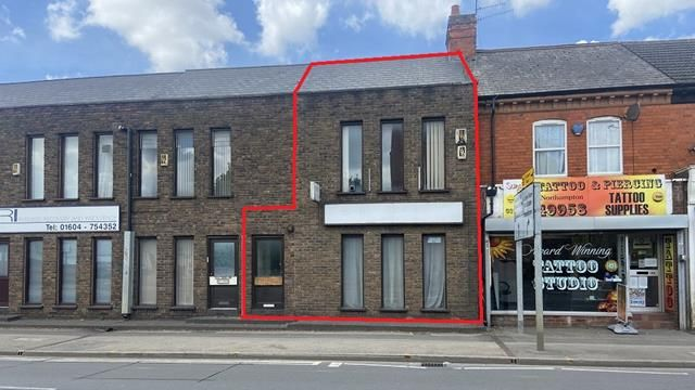 Thumbnail Office for sale in 106 St. James Road, Northampton, Northamptonshire