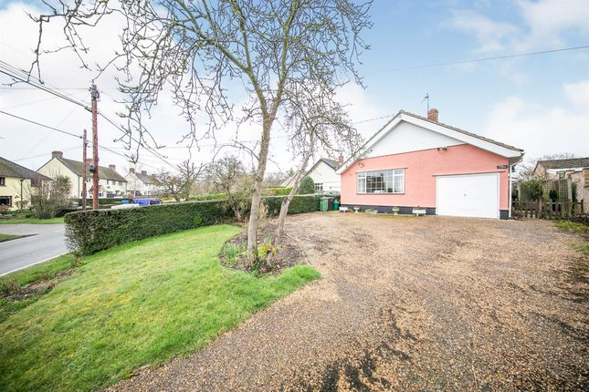 4 bed detached bungalow for sale in Cross End, Pebmarsh, Halstead CO9
