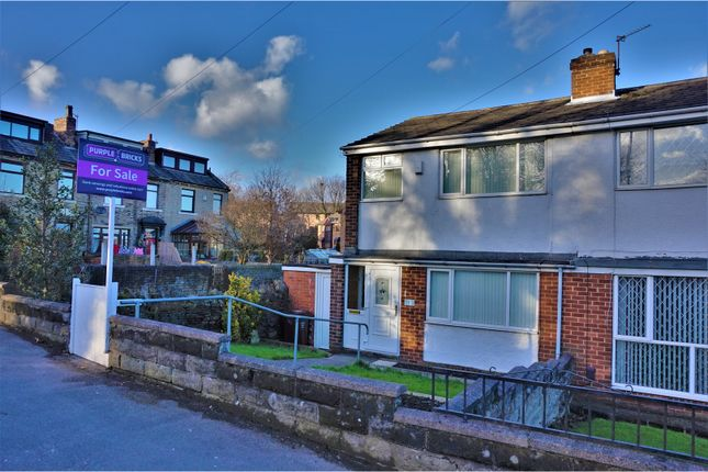Thumbnail Semi-detached house for sale in Cleckheaton Road, Bradford
