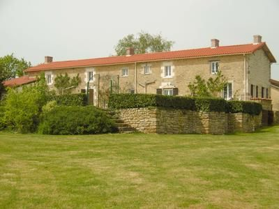 Thumbnail Commercial property for sale in St-Martin-Des-Fontaines, Vendée, France